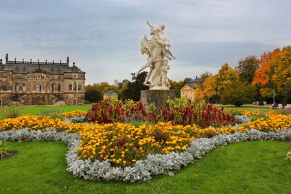 Großer Garten Dresden Sehenswürdigkeit In Dresden