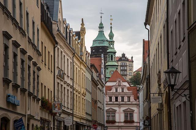 Altstadt Pirna - Wir lieben Dresden