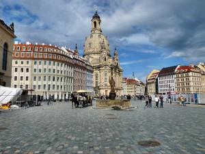 Neumarkt Dresden - Wir lieben Dresden