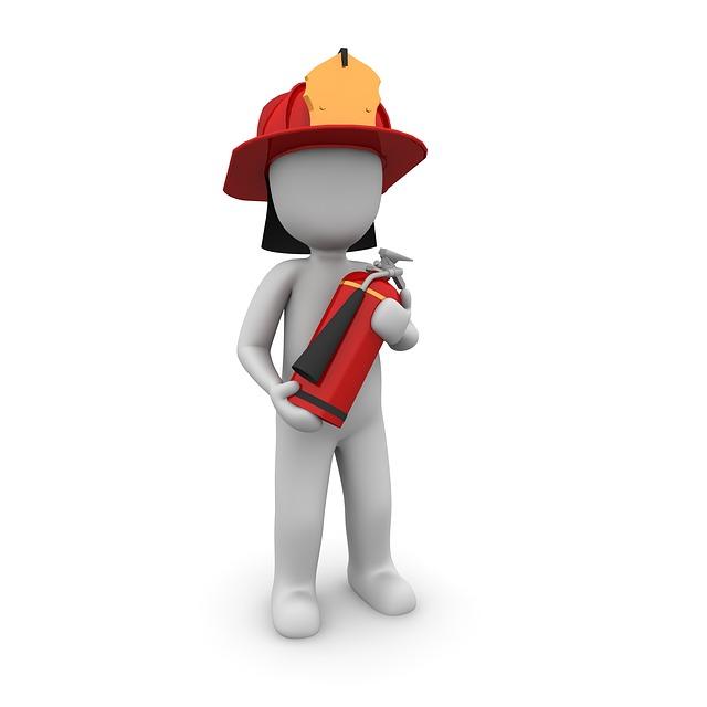 Feuerwehrmann - Wir lieben Dresden