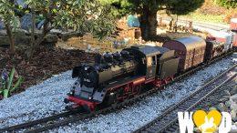 Eisenbahnwelten Kurort Rathen