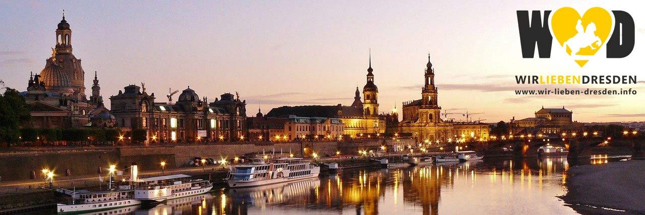 Wir lieben Dresden - Hier sind wir zu Hause